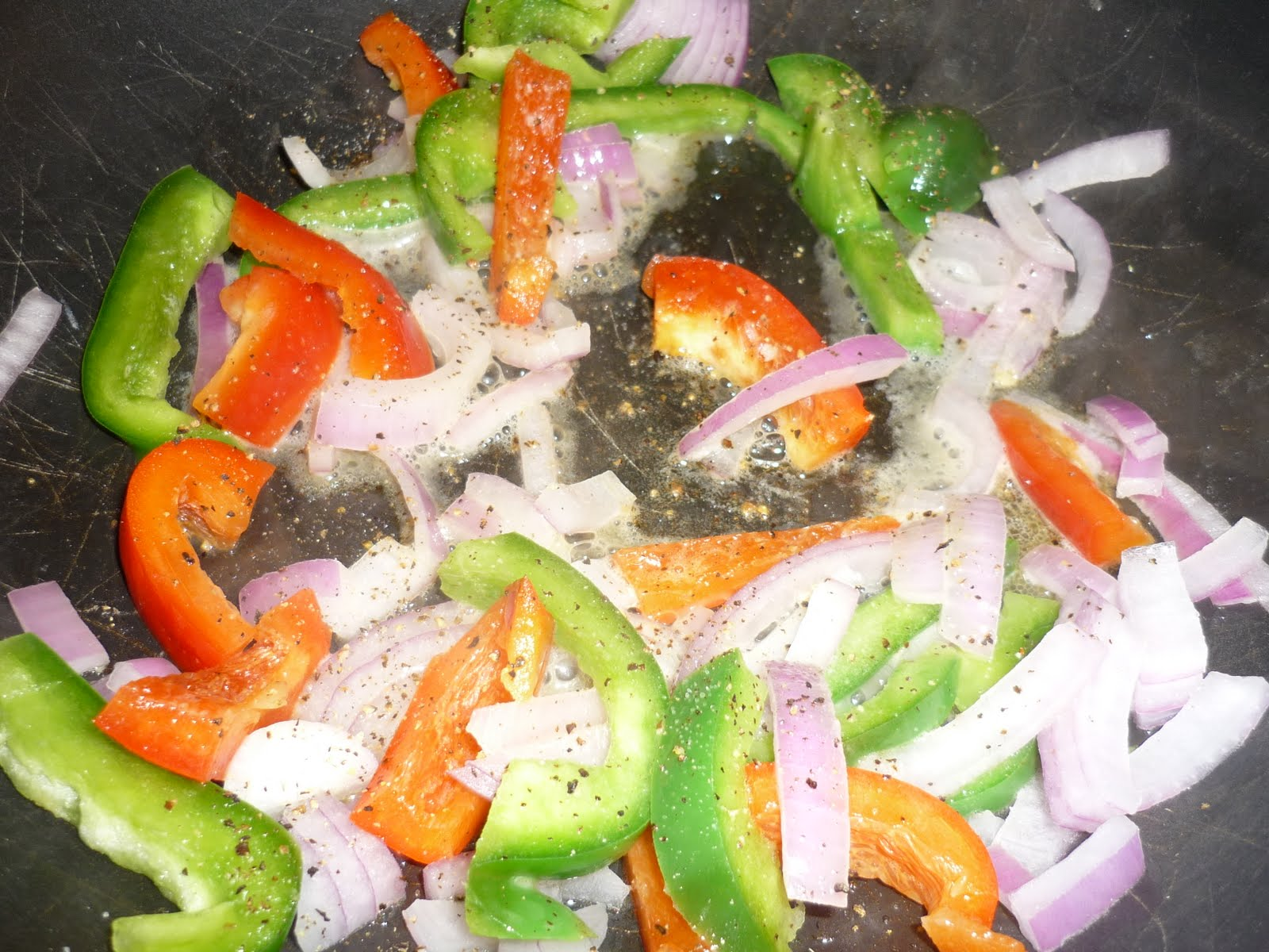Veggie Pesto Sammy