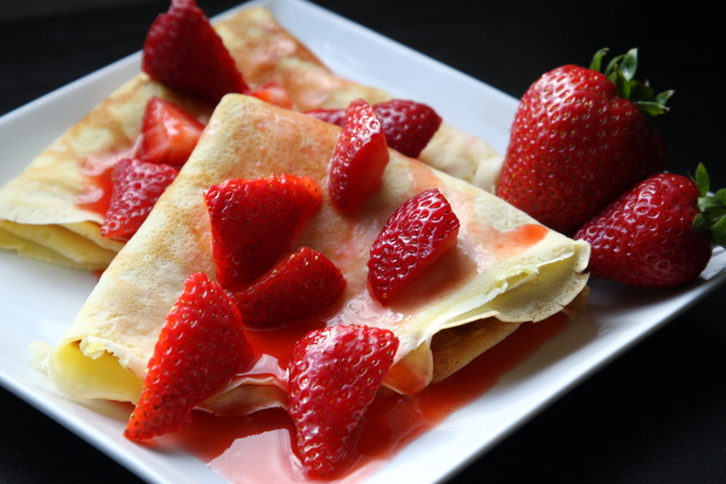 Have you ever made crepes? What is the best crepe you have tasted?