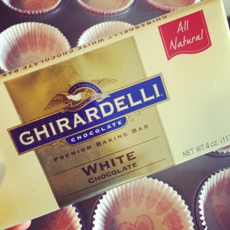 Ghirardelli FTW!