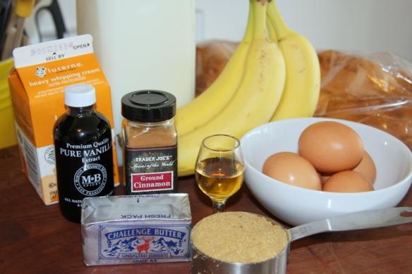 Caramel week caramel banana bread pudding la petite pancake img5340gw584h389 forumfinder Images