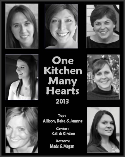 The women of One Kitchen Many Hearts