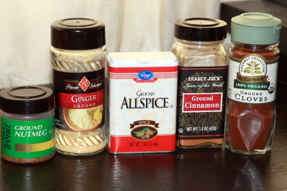 The finest of supermarket spices.