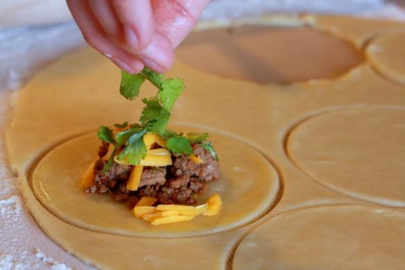 empanada filling